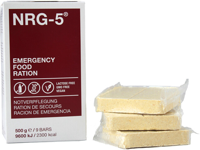 Trek'n Eat NRG-5 Emergency Food Ration